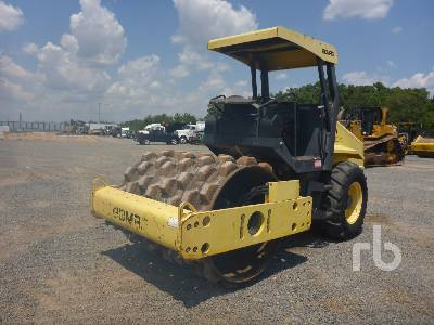 2008 BOMAG BW177PDH-40 Vibratory Padfoot Compactor