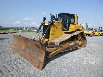 2014 CATERPILLAR D6T LGP Crawler Tractor