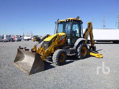 2011 JCB 3CX14 4x4 Loader Backhoe
