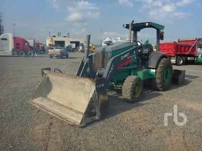 2013 JOHN  DEERE 210KEP Utility Tractor