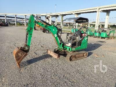 2013 BOBCAT 324M Mini Excavator (1 - 4.9 Tons)
