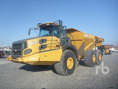 2017 BELL B45E 6x6 Articulated Dump Truck