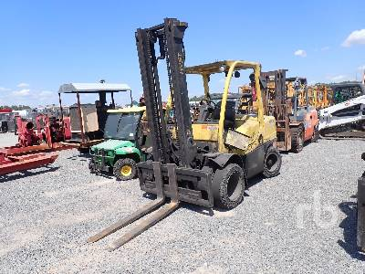 HYSTER H80FT Forklift Parts/Stationary Construction-Other