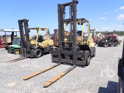 HYSTER H155FT Forklift