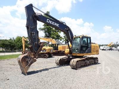 2013 JOHN DEERE 160G Hydraulic Excavator