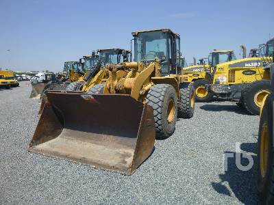 2005 CATERPILLAR 938G Wheel Loader
