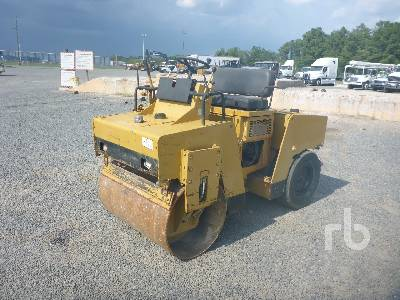 BOMAG BW121AC Combination Roller