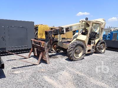 INGERSOLL-RAND VR90C 9000 Lb 4x4x4 Telescopic Forklift Parts/Stationary Construction-Other