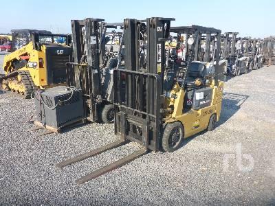 CATERPILLAR GC25 5000 Lb Forklift