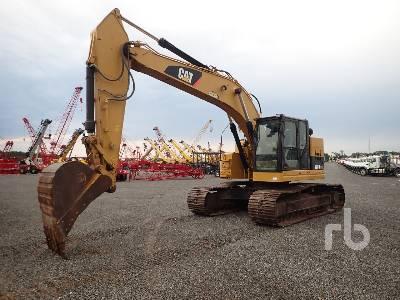 2014 CATERPILLAR 328DL Hydraulic Excavator