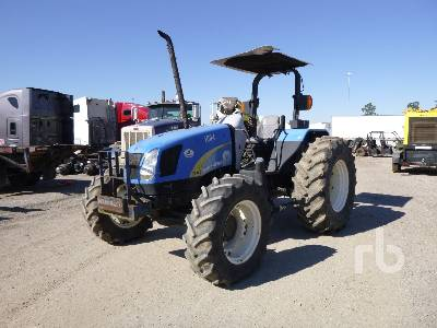 2012 NEW HOLLAND T5050 MFWD Tractor