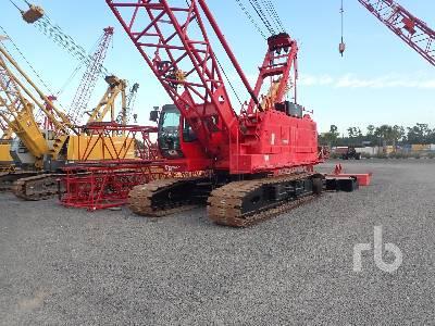 2011 MANITOWOC 11000-1 100 Ton Crawler Crane