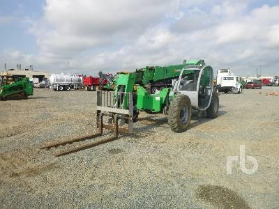 GENIE GTH844 8000 Lb 4x4x4 Telescopic Forklift