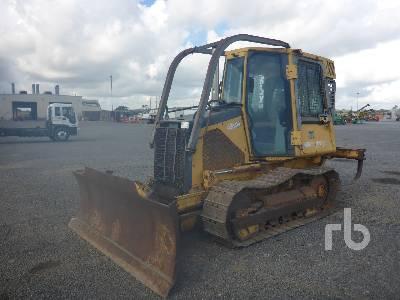 1999 JOHN DEERE 450H Crawler Tractor