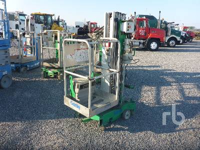 2012 GENIE AWP25 Electric Personnel Lift Boom Lift