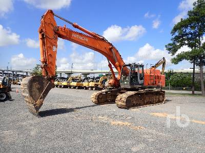 2011 HITACHI 450LC-3 Hydraulic Excavator