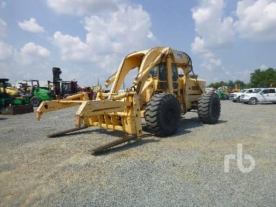 2009 PETTIBONE 204H SUPER 20 20000 Lb 4x4x4 Rough Terrain Forklift