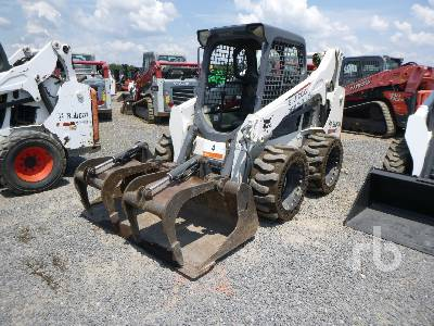 2013 BOBCAT S590 Skid Steer Loader