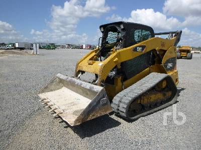 CATERPILLAR 289C2 Multi Terrain Loader