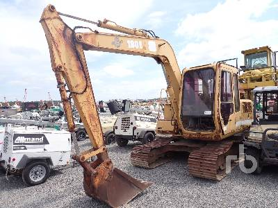 1993 JOHN DEERE 190E Hydraulic Excavator