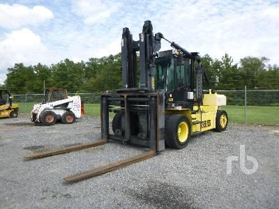2015 HOIST P400 40000 Lb Forklift