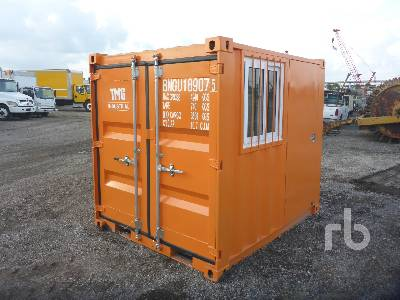 8 Ft Office Container