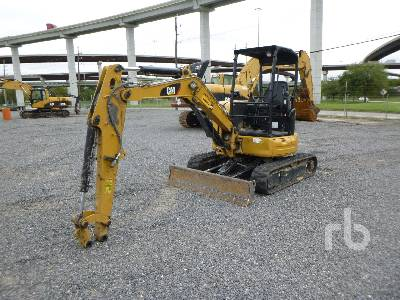2019 CATERPILLAR 303.5E2 CR Mini Excavator (1 - 4.9 Tons)