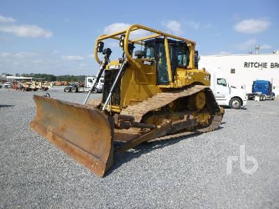 2011 CATERPILLAR D6T LGP Crawler Tractor