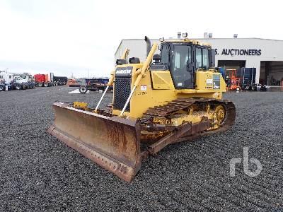 2014 KOMATSU D65WX-17 Crawler Tractor