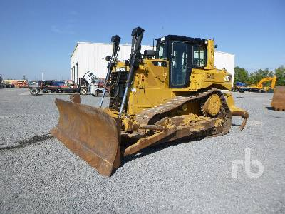2013 CATERPILLAR D6T XL Crawler Tractor