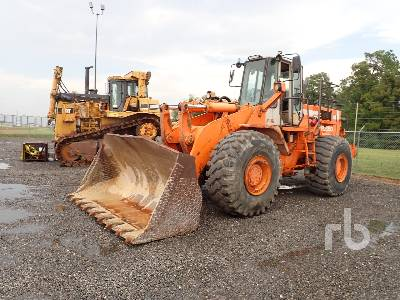 1994 FIAT-HITACHI FR220A-2T Wheel Loader