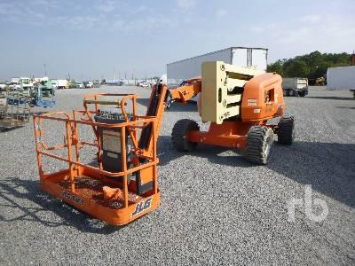 2017 JLG 450AJ 4x4 Boom Lift