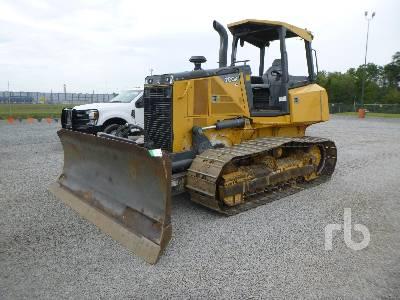 2014 JOHN DEERE 700K XLT Crawler Tractor