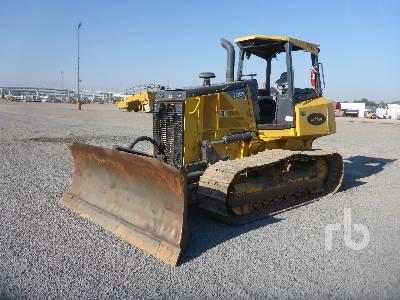 2014 JOHN DEERE 700J XLT Crawler Tractor