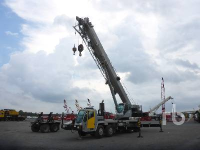 2010 GROVE TMS800E 80 Ton T/A T/A Hydraulic Truck Crane
