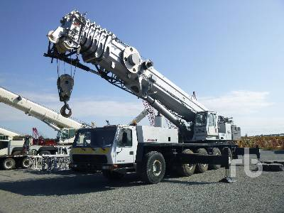2001 GROVE GMK5210 All Terrain Crane