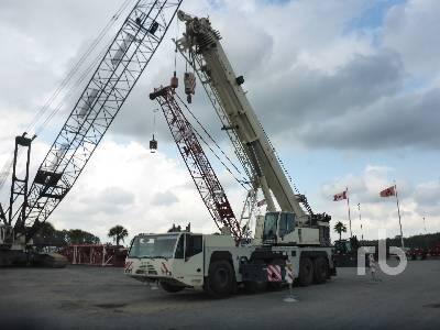 2013 TEREX AC140 All Terrain Crane