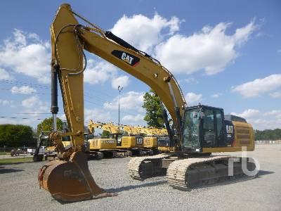 CAT 336ELH Hydraulic Excavator