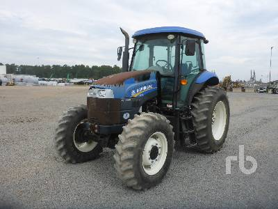 NEW HOLLAND TS6.110 4WD Tractor