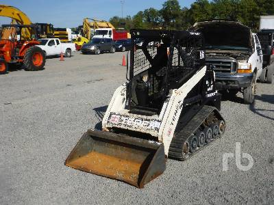 2017 TEREX R070T Compact Track Loader