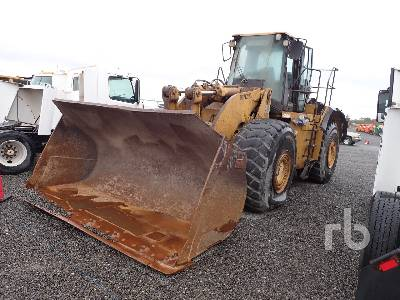 2001 CATERPILLAR 980G Wheel Loader