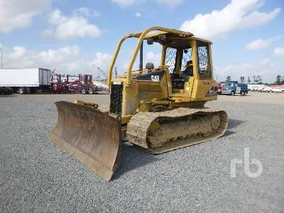 2005 CATERPILLAR D5G LGP Crawler Tractor