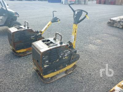2016 BOMAG BPR45/55D Plate Compactor