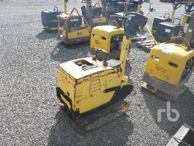 2012 BOMAG 55BPR/65D Plate Compactor
