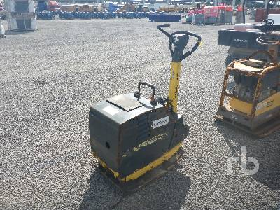 2015 BOMAG BPR55/65D Plate Compactor