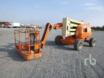 2015 JLG 450AJ 4x4 Boom Lift