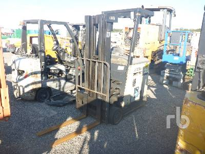 2005 CROWN Electric Forklift