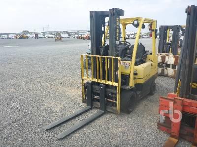 2016 HYSTER S70FT 7000 Lb Forklift