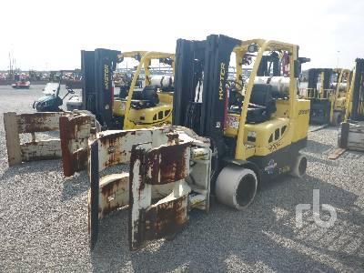2014 HYSTER S120FTPRS 12000 Lb Forklift