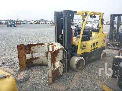 2015 HYSTER S120FTS 12000 Lb Forklift